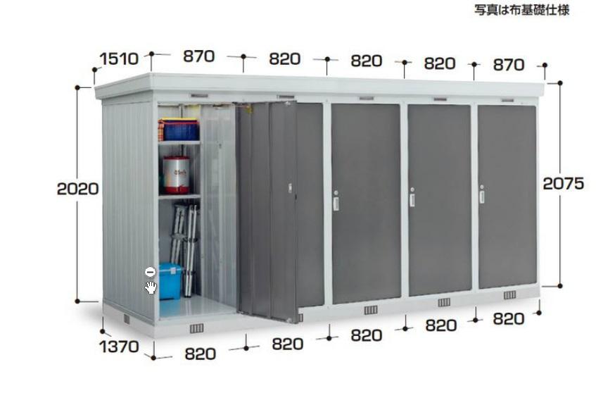 レンタル倉庫YUTORIE神戸D