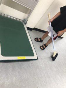 神戸レンタル倉庫掃除